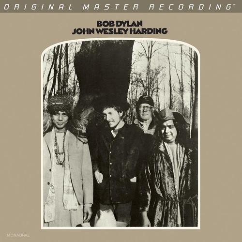 Bob Dylan - John Wesley Harding  (1x Limited to 3,000, Numbered Hybrid Mono SACD) Pop SACD. MoFi - Mobile Fidelity Sound Lab UDSACD2183M. EAN 821797218368. Release date 00.01.1900. More info on www.sepeaaudio.com