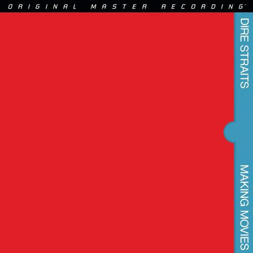 Dire Straits - Making Movies (1x Numbered Hybrid SACD) Rock SACD. MoFi - Mobile Fidelity Sound Lab UDSACD2186. EAN 821797218665. Release date 00.01.1900. More info on www.sepeaaudio.com