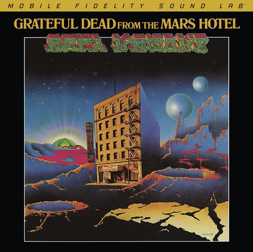 Grateful Dead - From The Mars Hotel (1x Numbered Hybrid SACD) Rock SACD. MoFi - Mobile Fidelity Sound Lab UDSACD2196. EAN 821797219662. Release date 00.01.1900. More info on www.sepeaaudio.com