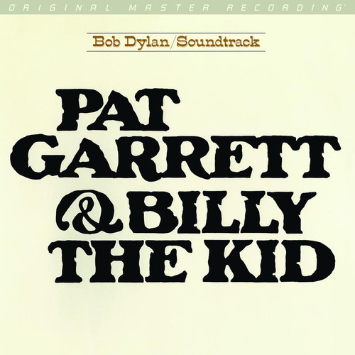 Bob Dylan - Pat Garrett and Billy The Kid (1x Limited to 2500, Numbered Edition Hybrid SACD) Pop SACD. MoFi - Mobile Fidelity Sound Lab UDSACD2202. EAN 821797220262. Release date 00.01.1900. More info on www.sepeaaudio.com
