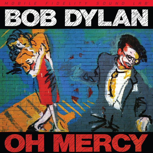 Bob Dylan - Oh Mercy (1x Limited to 3,000, Numbered Hybrid SACD) Pop SACD. MoFi - Mobile Fidelity Sound Lab UDSACD2203. EAN 821797220361. Release date 00.01.1900. More info on www.sepeaaudio.com