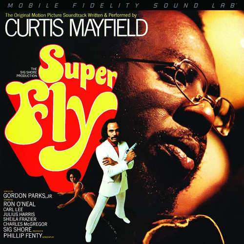 Curtis Mayfield - Superfly (1x Numbered Limited Edition Hybrid SACD) Rock SACD. MoFi - Mobile Fidelity Sound Lab UDSACD2204. EAN 821797220460. Release date 00.01.1900. More info on www.sepeaaudio.com