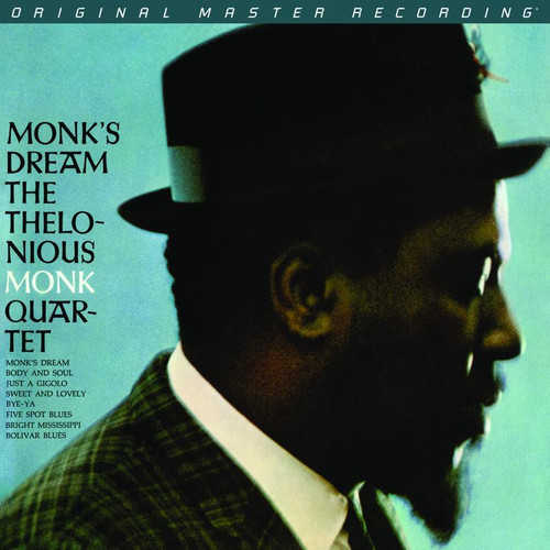 Thelonious Monk - Monk's Dream (1x Limited to 3,000 Numbered Hybrid SACD) Jazz SACD. MoFi - Mobile Fidelity Sound Lab UDSACD2207. EAN 821797220767. Release date 00.01.1900. More info on www.sepeaaudio.com