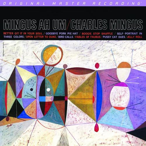 Charles Mingus - Mingus Ah Um (1x Numbered Hybrid SACD) Jazz SACD. MoFi - Mobile Fidelity Sound Lab UDSACD2208. EAN 821797220866. Release date 00.01.1900. More info on www.sepeaaudio.com