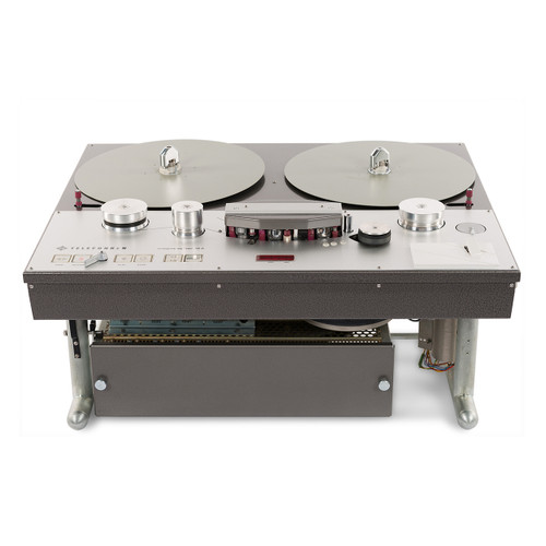 """Telefunken M15a stereo 1/4"""" reel-to-reel tape recorder - renovated by SEPEA audio"""
