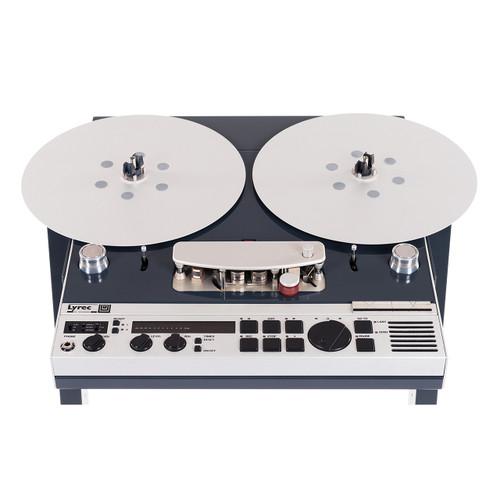"Lyrec PTR-1 Frida 1/4"" reel-to-reel recorder - renovated by SEPEA audio"
