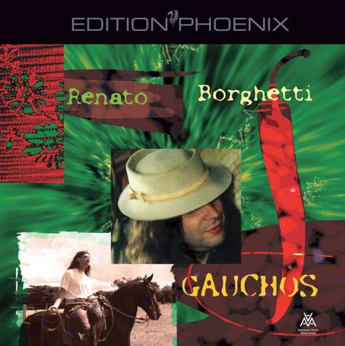 "AAA Master Tape - Renato Borghetti: Gauchos, ""Edition Phönix"" Series from Analogue Audio Association, halftrack Stereo on 1/4"" RTM SM 468 tapes. More info www.sepeaaudio.com"