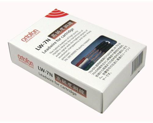 Ortofon LW-7N leadwires for tonearm headshell (J061230025)