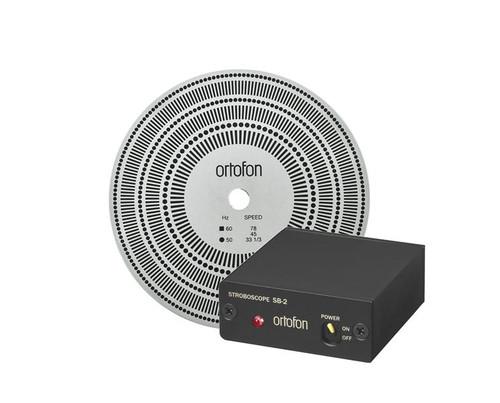 Ortofon SB-2 Stroboscope for Turntable Speed Setup (J111420007)