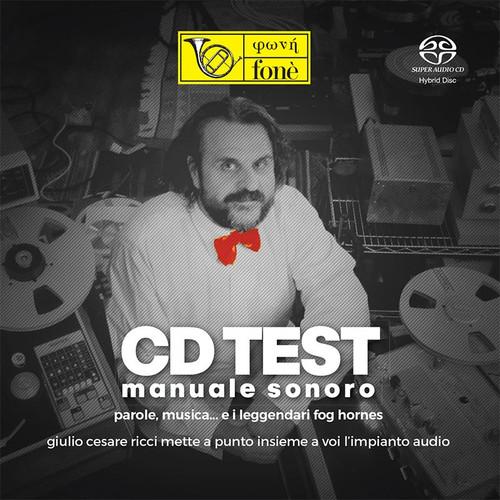 Cd Test, Manuale Sonoro (1x Hybrid SACD) (FoneSACD171)