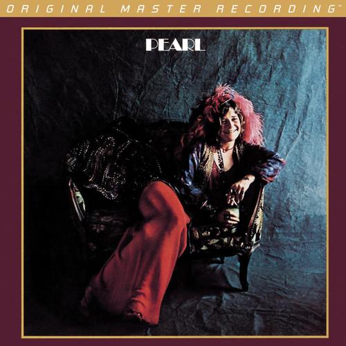 Janis Joplin - Pearl (1x Numbered Edition Hybrid SACD) (UDSACD2173)