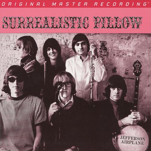 Jefferson Airplane - Surrealistic Pillow (1x Numbered Hybrid Mono SACD) (UDSACD2175)