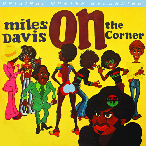 Miles Davis - On The Corner (1x Numbered Hybrid SACD) (UDSACD2171)
