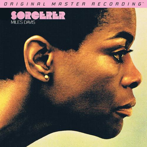 Miles Davis - Sorcerer (1x Numbered Hybrid SACD) (UDSACD2145)