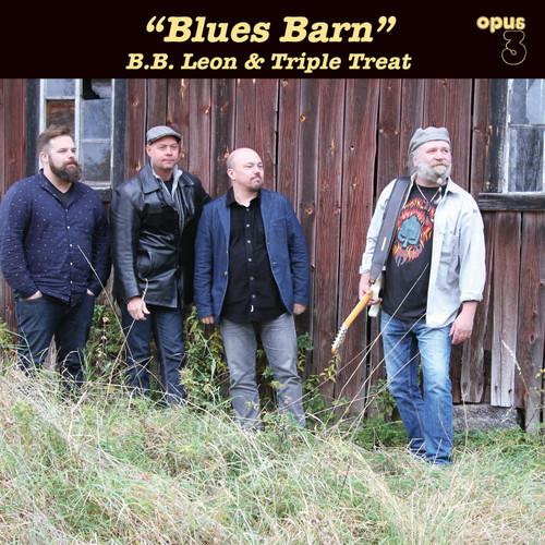 B.B. Leon & Triple Treat, Blues Barn (1x LP 180 gr stereo) (LP26001)