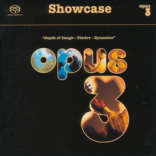 Showcase (1x Hybrid SACD stereo) (SACD21000)