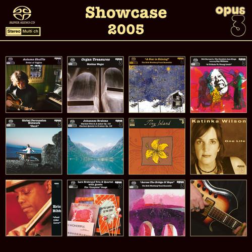 Showcase 2005 (1x Hybrid SACD multi-channel) (SACD22050)