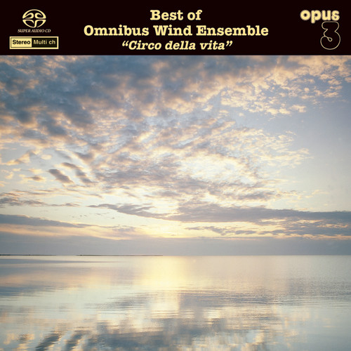 Omnibus Wind Ensemble, Best Of (1x Hybrid SACD multi-channel) (SACD22082)