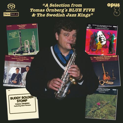 A Selection From Tomas Örnberg'S Blue Five & The Swedish Jazz Kings (1x Hybrid SACD multi-channel) (SACD22101)