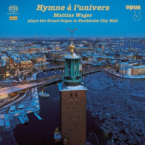 Mattias Wager, Hymne Á L'Univers (1x Hybrid SACD stereo) (SACD23002)