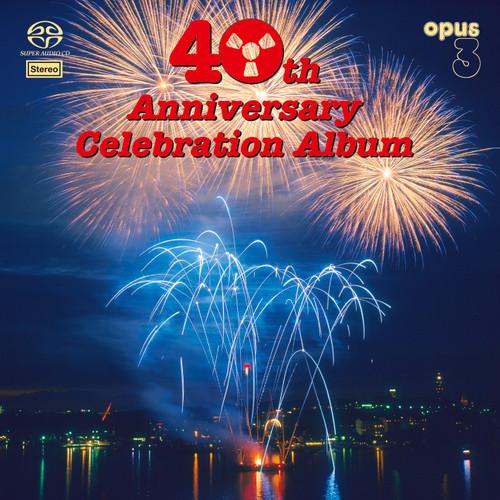 40Th Anniversary Celebration Album (1x Hybrid SACD stereo) (SACD26000)