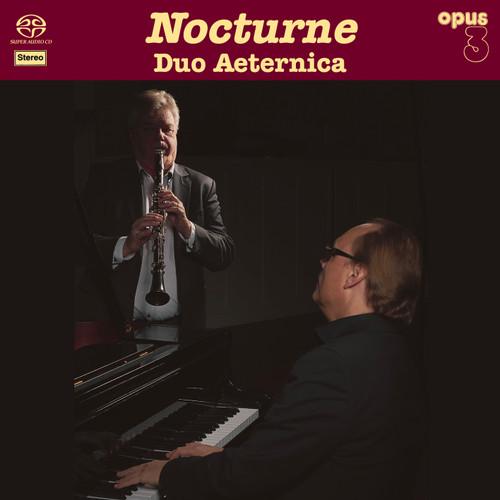 Duo Aeternica - Fagéus/Derwinger, Nocturne (1x Hybrid SACD stereo) (SACD28001)