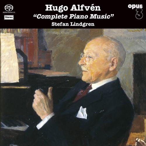 """Hugo Alvén, """"Complete Piano Music"""" Stefan Lindgren. (1x Hybrid SACD stereo) (SACD29001)"""