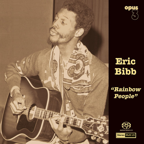 Eric Bibb, Rainbow People  (1x Hybrid SACD multi-channel) (SACD7723)