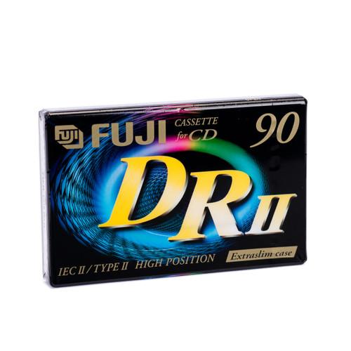 FUJI DR II 90 Compact Audio Cassette Tape