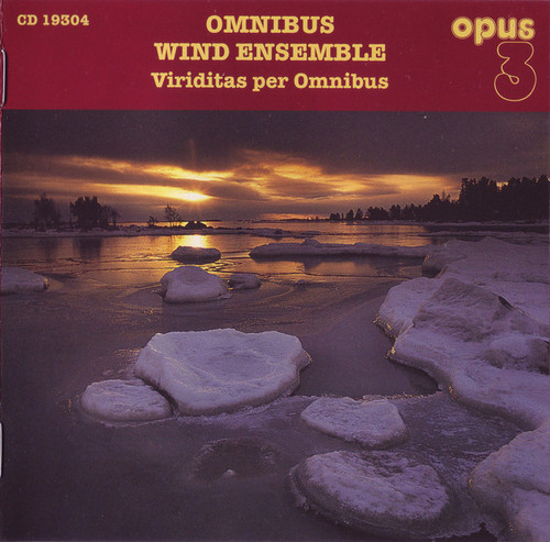 TAPE - Omnibus Wind Ensemble,  Viriditas per Omnibus (AM 19304)