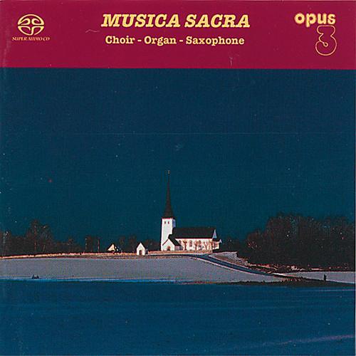 TAPE - Erik Westberg Vocal Ensemble, Musica Sacra (AM 19516)