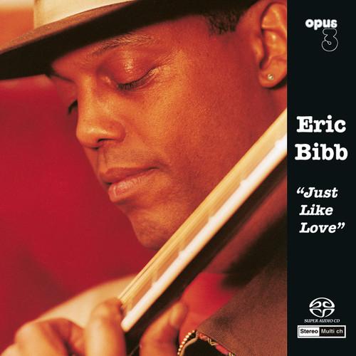 TAPE - Eric Bibb, Just Like Love (AM 20002)