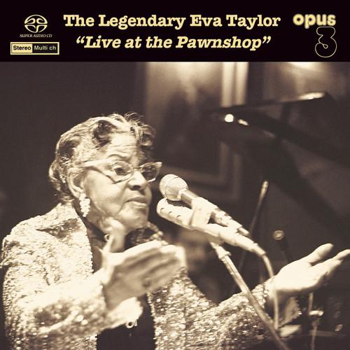 TAPE - Eva Taylor, Live at The Pawnshop (AM 22071)