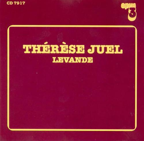 TAPE - Thérèse Juel,  Levande (AM 7917)