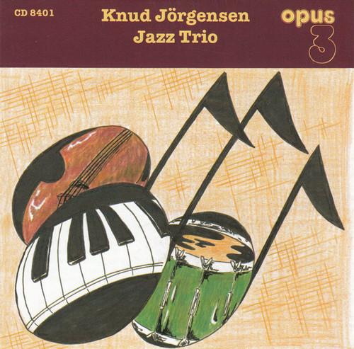 TAPE - Knud Jörgensen Jazz Trio, Teach Me Tonight (AM 8421)