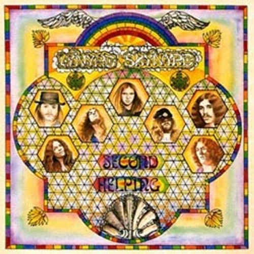 Pop LP 200g - Lynyrd Skynyrd: Second Helping. Acoustic Sounds AS41333, Cat.# AS AAPP 413-33, format 1LP 200g 33rpm. Barcode 0753088041310. More info on www.sepeaaudio.com
