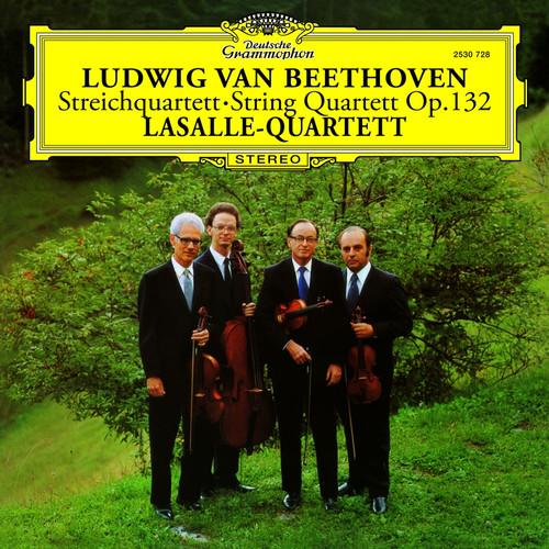 Classical  LP 180g - Beethoven: String Quartet, Op. 132. Speakers Corner 2530728, Cat.# DGG 2530 728, format 1LP 180g 33rpm. Barcode 4260019714763. More info on www.sepeaaudio.com