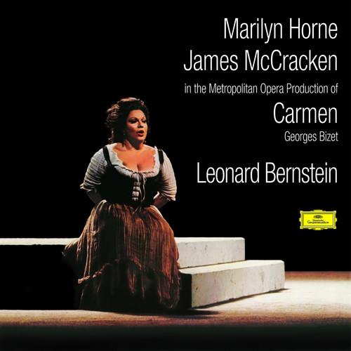 Classical  LP 180g - Bizet: Carmen. Speakers Corner 2709043, Cat.# DGG 2709 043, format 3LPs 180g 33rpm. Barcode 4260019714732. More info on www.sepeaaudio.com