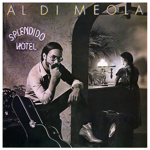 4260019715043 LP 180g - Al Di Meola: Splendido Hotel. Speakers Corner 36270, Cat.# Columbia C2X 36270, format 2LPs 180g 33rpm. Barcode Jazz Pop. More info on www.sepeaaudio.com