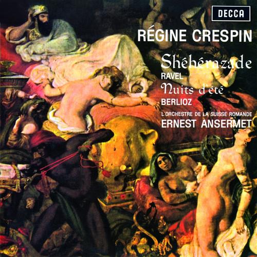 Classical  LP 180g - Ravel: Shéhérazade / Berlioz: Les nuits d'été. Speakers Corner 6081, Cat.# Decca SXL 6081, format 1LP 180g 33rpm. Barcode 4260019714046. More info on www.sepeaaudio.com