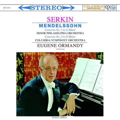 Classical  LP 180g - Mendelssohn: Piano Concertos Nos. 1 & 2. Speakers Corner 6128, Cat.# Columbia MS 6128, format 1LP 180g 33rpm. Barcode 4260019714541. More info on www.sepeaaudio.com