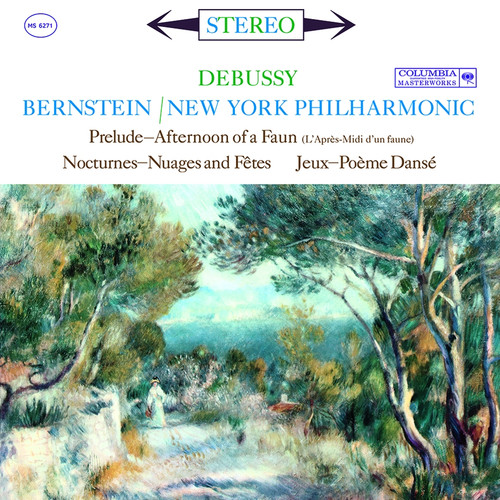 Classical  LP 180g - Debussy: Afternoon Of A Faun, a.o.. Speakers Corner 6271, Cat.# Columbia MS 6271, format 1LP 180g 33rpm. Barcode 4260019715579. More info on www.sepeaaudio.com