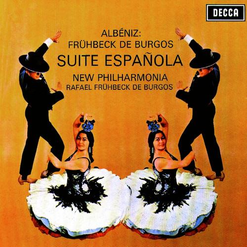 Classical  LP 180g - Albéniz: Suite española. Speakers Corner 6355, Cat.# Decca SXL 6355, format 1LP 180g 33rpm. Barcode 4260019710482. More info on www.sepeaaudio.com