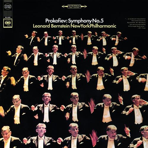 Classical  LP 180g - Prokofiev: Symphony No. 5. Speakers Corner 7005, Cat.# Columbia MS 7005, format 1LP 180g 33rpm. Barcode 4260019715203. More info on www.sepeaaudio.com