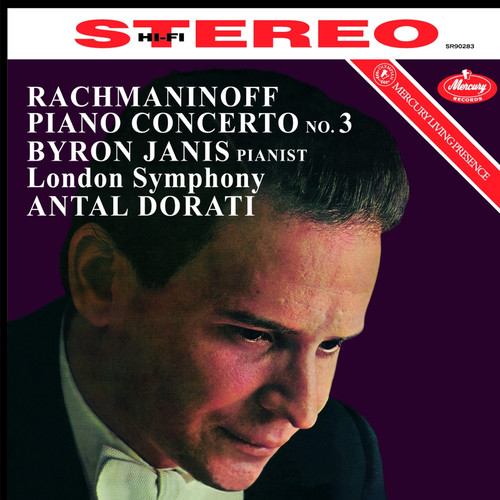 4260019712127 LP 180g - Rachmaninov: Piano Concerto No. 3. Speakers Corner 90283, Cat.# Mercury SR90283, format 1LP 180g 33rpm. Barcode Classical . More info on www.sepeaaudio.com