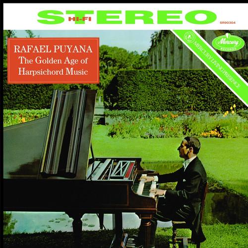 Classical  LP 180g - The Golden Age of Harpsichord Music. Speakers Corner 90304, Cat.# Mercury SR90304, format 1LP 180g 33rpm. Barcode 4260019713100. More info on www.sepeaaudio.com