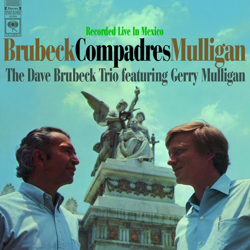 Jazz LP 180g - Dave Brubeck & Gerry Mulligan: Compadres. Speakers Corner 9704, Cat.# Columbia CS 9704, format 1LP 180g 33rpm. Barcode 4260019714787. More info on www.sepeaaudio.com