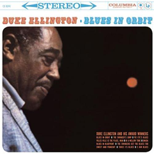 Jazz LP 200g - Duke Ellington: Blues In Orbit. Acoustic Sounds AS056, Cat.# AS AAPJ 056-33, format 1LP 200g 33rpm. Barcode 0753088005619. More info on www.sepeaaudio.com