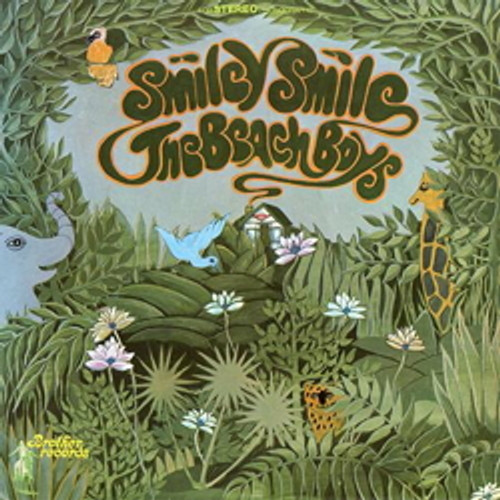 Pop LP 200g - The Beach Boys: Smiley Smile (mono-edition). Acoustic Sounds AS068M, Cat.# AS AAPP 068 M-33, format 1LP 200g 33rpm. Barcode 0753088016813. More info on www.sepeaaudio.com