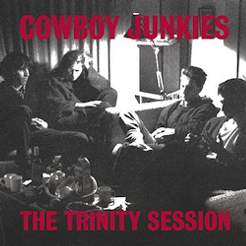 Pop LP 200g - Cowboy Junkies: The Trinity Session. Acoustic Sounds AS072, Cat.# AS AAPP 072-33, format 2LPs 200g 33rpm. Barcode 0753088007217. More info on www.sepeaaudio.com